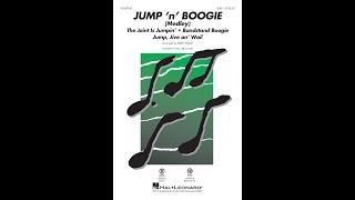 Jump 'n' Boogie (Medley) (SAB Choir)   Arranged By Kirby Shaw