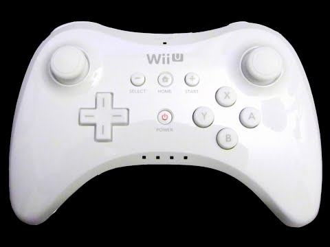 How to use your Wii U Pro Controller on your PC in less than 2 minutes
