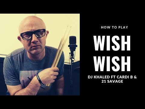 """HOW TO PLAY """"WISH WISH"""" DJ KHALED ft CARDI B & 21 SAVAGE 