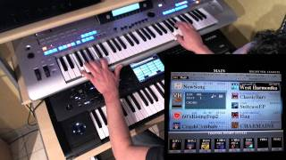 The Animals - House of the Rising Sun - KORG KRONOS-TYROS 4 (Cover) - PETRY GILLES