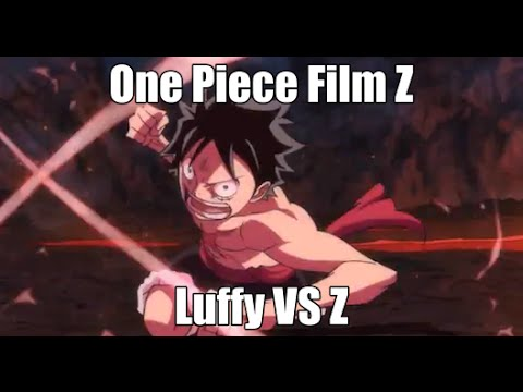 「AMV」Luffy VS Z - Over and Under