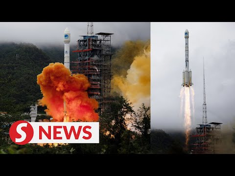 , title : 'China puts final satellite for Beidou into orbit'