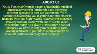 Licensed Financial Planners Pittsburgh