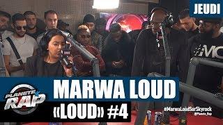 """Planète Rap   Marwa Loud """"Loud"""" #Jeudi"""