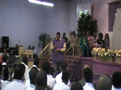 MARC CORNELIUS BREAKING YOKES @ V.C.C  CHURCH HOME   SONG TITLE (EYE GATE )