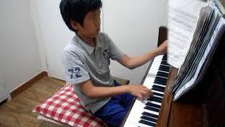 SJ,KIM 피아노. 쇼팽 왈츠 Op.64 No.1 ,,, 김세중