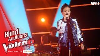 พลอย - ตราบธุลีดิน - Blind Auditions - The Voice Thailand 6 - 10 Dec 2017