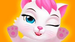 ❤️МИЛЫЙ КОТИК #2😻 Играем с маленьким милым котенком в детской игре