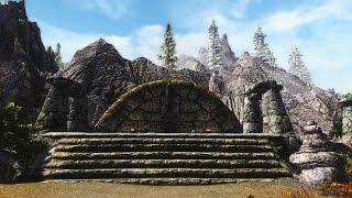 Прохождение Skyrim Association #8. Упокоище-Неспокоище