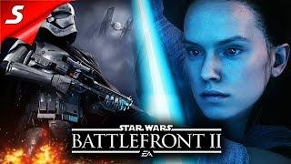 Star Wars Battlefront 2 ► ОСВОБОДИМ ГАЛАКТИКУ ОТ СИТХОВ 💥 (1440P)