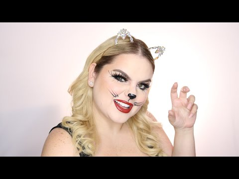 Create a dramatic cat look for Halloween | Ulta Beauty