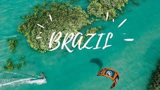 Kitesurf in Brasil