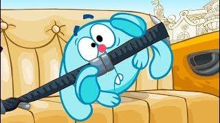 ТОП-10 лучших азбук - Сборник   Смешарики 2D. Обучающие мультфильмы