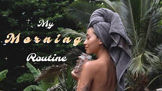 My Summer Morning Routine in Hawaii