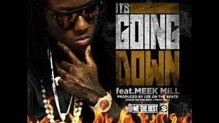 Ace Hood - Goin' Down ft. Meek Mill (Starvation 2)