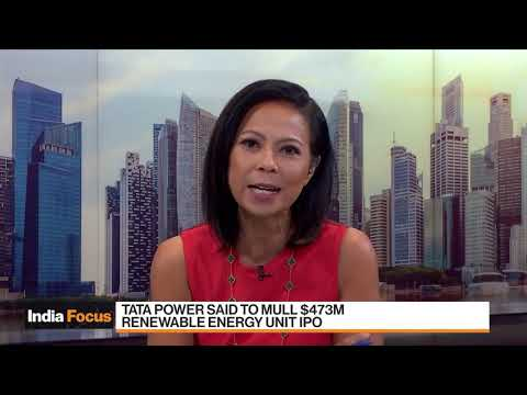 Dr Praveer Sinha, MD & CEO, Tata Power speaking to Bloomberg Asia News on the performance in Q4 FY2