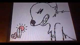 All at war flipnote animation