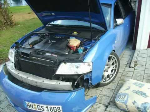 Audi A6 Avant Tuning