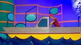 Hi-5 Tim Looking For Mermaids
