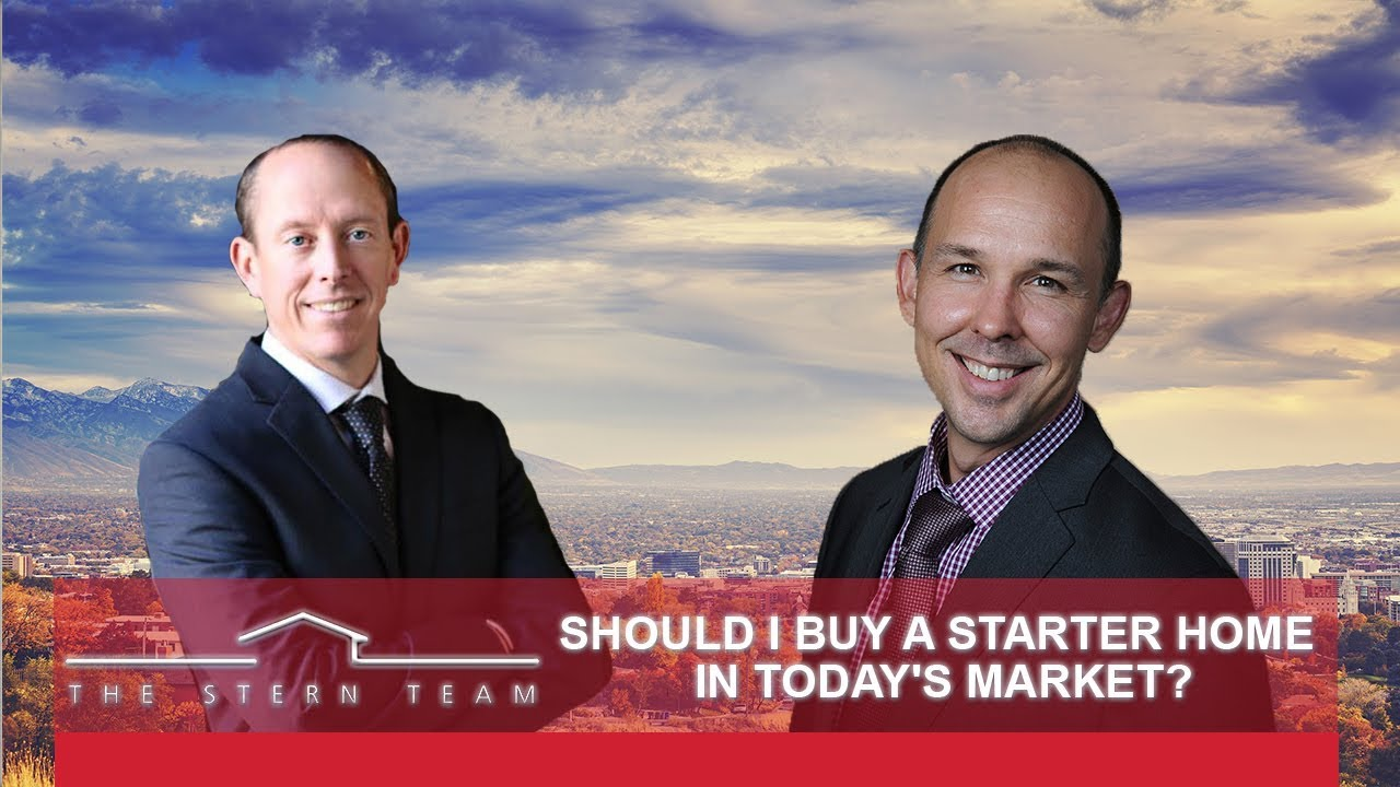 Should I Buy a Starter Home in Today's Market?