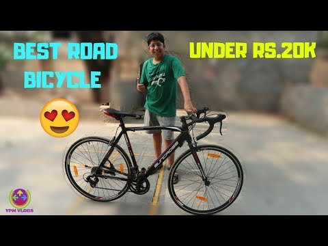 Best Road Bicycle Under Rs.20,000 | Suncross Racer Star | 😎😎