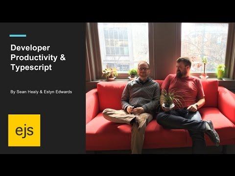 Thumbnail of Developer Productivity and Typescript