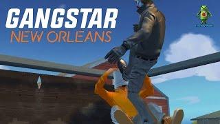GANGSTAR NEW ORLEANS - Raiding SHRIMP TOWN Mission Gameplay
