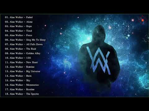 Lagu barat terbaru 2018   lagu alan walker full album 2018