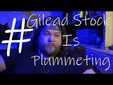Ron Talks About The News: Is Gilead Stock Plummeting?