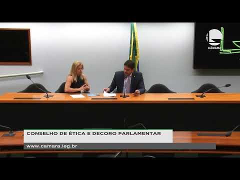 CONSELHO DE ÉTICA E DECORO PARLAMENTAR - Reunião Deliberativa - 18/09/2019 - 16:46