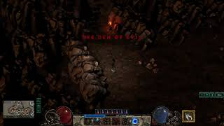 The Curse of Tristram First Impressions and Playing - Diablo 2 Remake