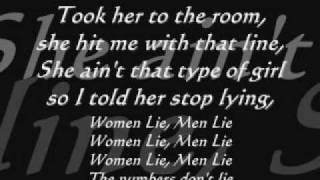 Yo Gotti feat. Lil Wayne - Women Lie Men Lie w/ lyrics