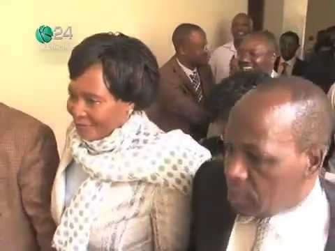 Supreme Court Re-instates Mary Wambui As Othaya MP