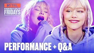 Grace VanderWaal Performs 'I Don't Like You' Live + EXCLUSIVE Interview | #MTVFreshOut