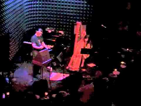 Maple Sugar Boy Buffy Sainte-Marie cover on Theremin and Harp (Michael Evans Mia Theodoratus).