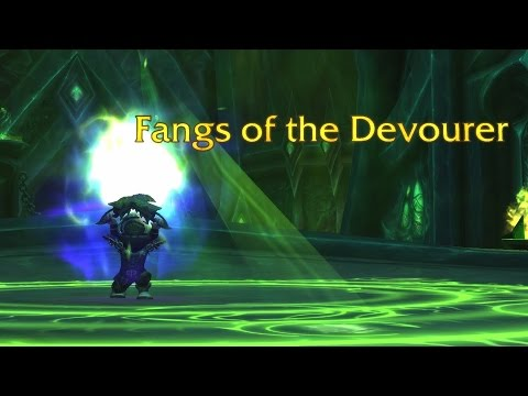 The Story of Fangs of the Devourer