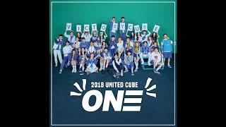 HyunA ,Jo Kwon ,BTOB ,CLC ,PENTAGON ,Yu Seon Ho , (G)I-DLE - Young & One [ ONE (2018 UNITED CUBE)]