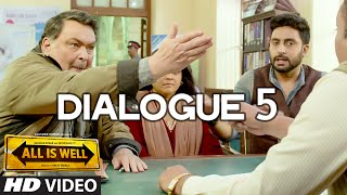 All Is Well - Dialogue Promo 6