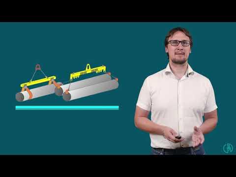 Погрузочно-разгрузочные работы при строительстве трубопроводов