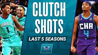 HORNETS In The CLUTCH Over The Last 5 Seasons!