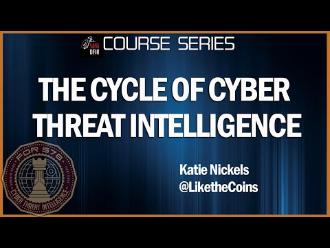 The Cycle of Cyber Threat Intelligence - YouTube