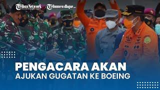Keluarga Korban Sriwijaya Air SJ-182 akan Gugat Boeing karena Ada Dugaan Autothrottle Rusak
