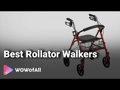 Best Rollator Walkers in India: Complete List with Features, Price Range & Details - 2019