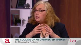 The Cooling of an Overheated Market