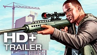 GTA V - XBox One Trailer | Deutsch German 2014 [HD+]