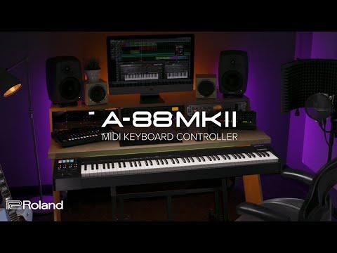 מקלדת השליטה הזו  תהיה הראשונה לתמוך ב-MIDI 2.0