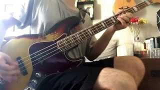 """Anti-Flag - """"Project for a New American Century"""" (Bass Cover)"""