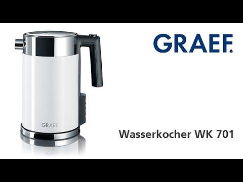 Produktvideo Graef Wasserkocher WK 701