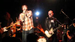The Damned Things - A Great Reckoning & Graverobber - Rebel, NYC - 12.13.10