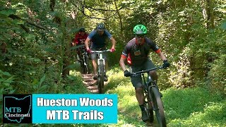 Hueston Woods Mountain Bike Trails Review by MTB Cincinnati